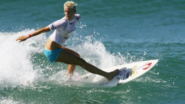 There are exceptions to the rule. American professional surfer Bethany Hamilton had her left arm bitten off by a shark in 2003.