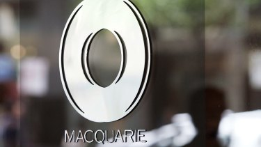 It's Macquarie everywhere you look!