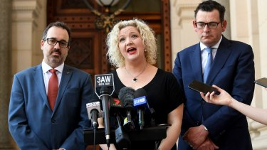 Health Minister Jill Hennessy said there would be a 'safe, sensible and robust system'.