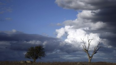 Clouds play contradictory roles in climate change.