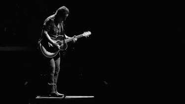 The deeper message of a Springsteen show ... is that trust is never more valuable. And never more justified.