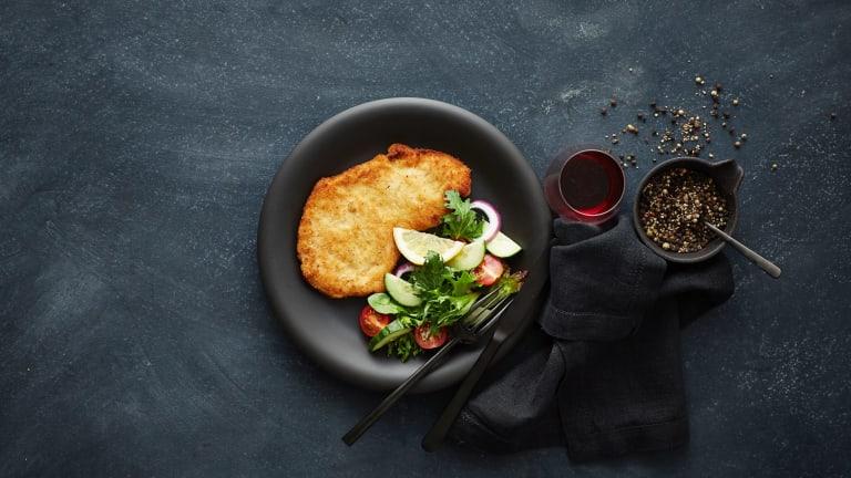 Health(ier) schnitzel! Could it be true?