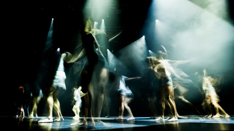 Rafael Bonachela's <i>Lux Tenebris</I> is the second part of the <i>CounterMove</I> show.
