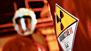 Russia's state-owned nuclear company Rosatom is selling the Honeymoon uranium project in South Australia.