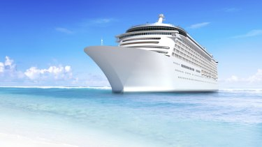 Brisbane is set to welcome more cruise ships in the future.