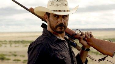 Aaron Pedersen as Jay Swan.