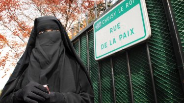 The ban on full-face veils came into effect in France in 2010.