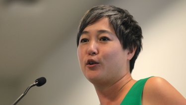 Jenny Leong was subjected to racist and sexist posts on social media, many from serving police officers.