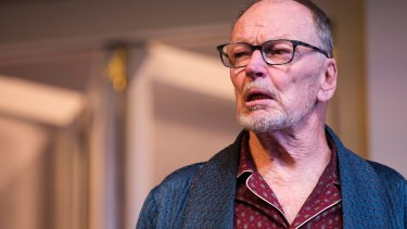 John Bell plays Andre, whose grip on reality is slipping, in The Father.