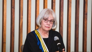 Justice Hilary Penfold is retiring.
