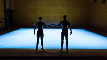<i>Common Ground</i> evokes the birth of ballet.