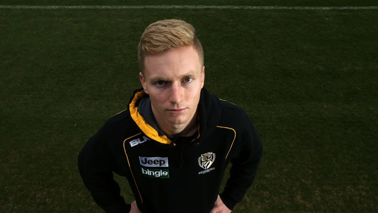 Luckless Tiger Nathan Drummond