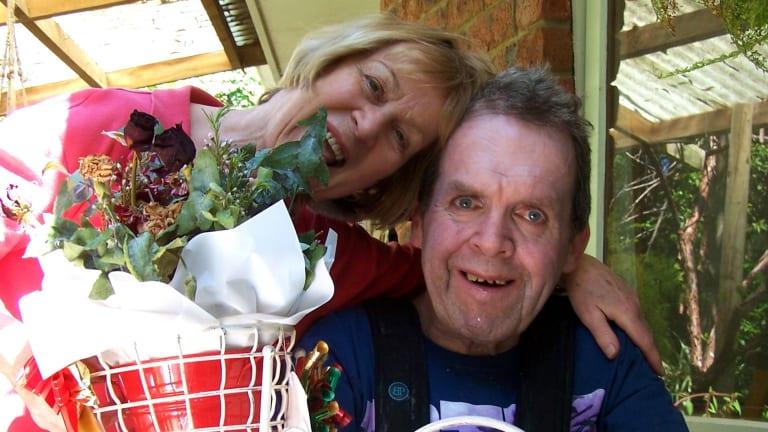 Maureen and Stuart Mills.