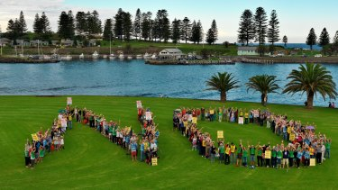 Kiama community says no to council amalgamations.