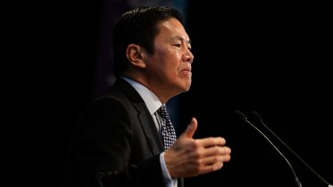 Singtel-Optus CEO Allen Lew: The company is saying Yes.