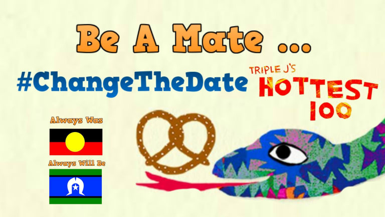 The campaign to get Triple J to change the date of it's Hottest 100 countdown has been successful.