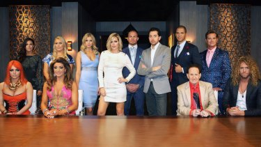 One of the simultaneously stupidest and smartest reality formats yet concocted: <i>Celebrity Apprentice Australia</i>.