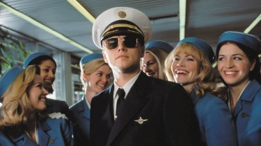 Catch me if you can ... a job so popular they made films about it.
