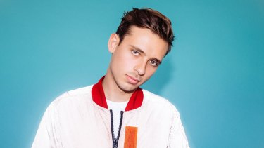 Grammy-nominated artist Flume was up for top dance/electronic album at the 2017 Billboard Awards.