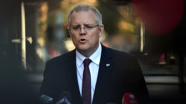 Treasurer Scott Morrison has politicised the inquiry before it has begun.