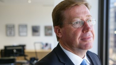 """""""Greater access and reach"""": Troy Grant previously said the maximum payment per project would be $500,000."""