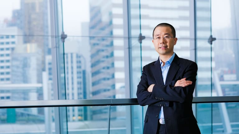 John Ho believes SurfStitch could become as lucrative an investment for Janchor as Jack Ma's Alibaba Group, China's largest e-commerce company.