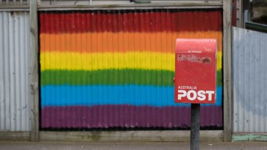 Hundreds of thousands of texts were sent by the 'yes' campaign in the same-sex marriage debate.