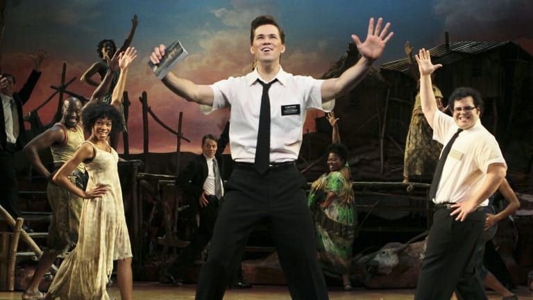 Book of mormon preview tickets to go on sale for 20 each - The book of mormon box office ...