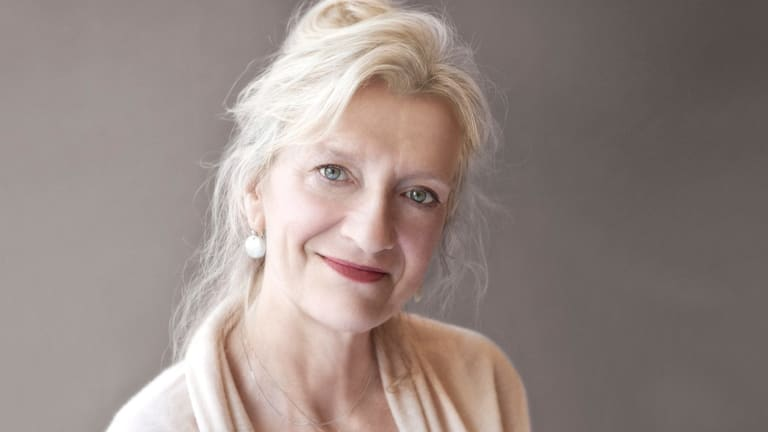 Elizabeth Strout's Anything is Possible was one of Anna Funder's favourite fiction reads.