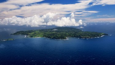Norfolk Island: a renewed push to win back self-government.