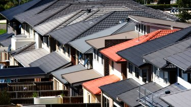 University of Sydney's Professor Peter Phibbs says the ACT government has a unique opportunity to increase affordable housing.
