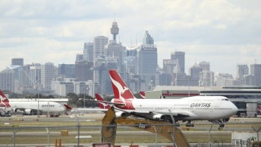 Unity plan: Port Botany and Sydney Airport would be brought under one council area under Botany Bay council's  alternative amalgamation proposal.