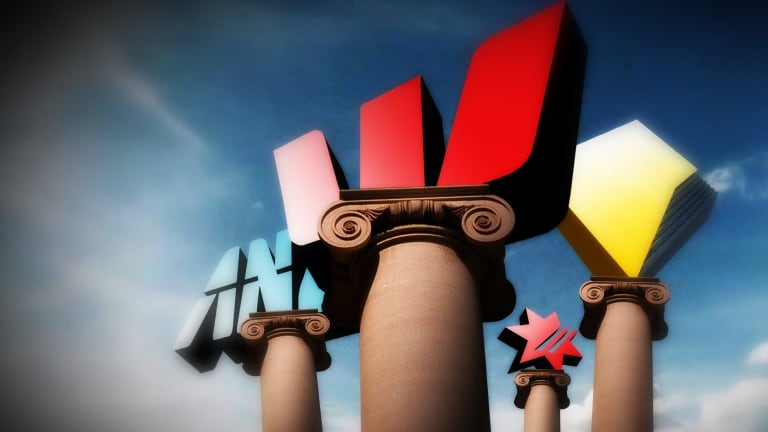 Westpac has fired another salvo in the banking tech battle. <i>Illustration: Karl Hilzinger</i>