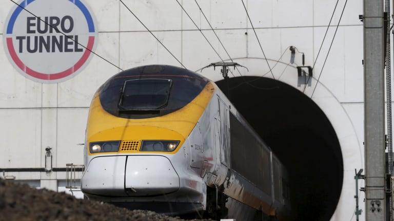 The Channel Tunnel was seen as groundbreaking when it opened in 1994.