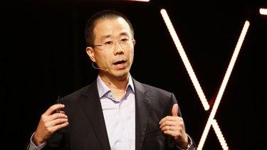 John Ho has been appointed a non-executive director of Bellamy's.