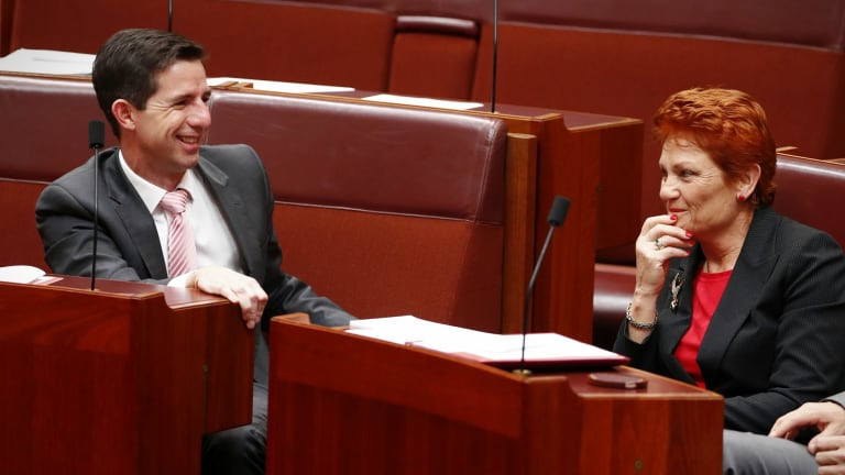 Simon Birmingham will have to negotiate with the cross bench to get his university funding reforms through Parliament.