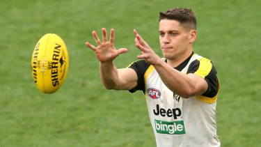"""Dion Prestia will be """"put on ice"""" but should be right to face Hawthorn."""