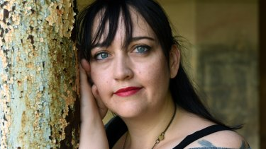 Emily Maguire, author of the Stella shortlisted novel, An Isolated Incident.