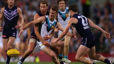 Subiaco Oval, the venue for last year's semi-final between Fremantle and Port Adelaide, will become known as Domain Stadium.