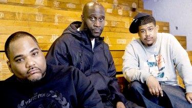 Hip-hop legends De La Soul.