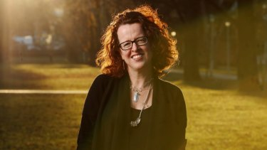 ANU Professor Genevieve Bell will head the new 3A Institute.