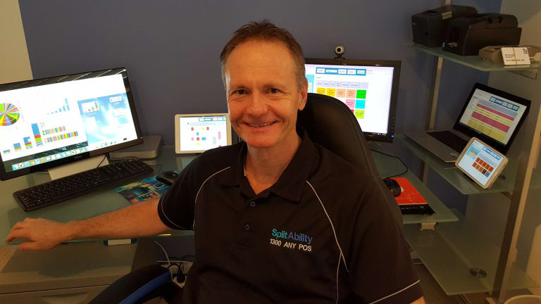 SplitAbility director Ross Orr kicked off his business, SplitAbility in 2012.