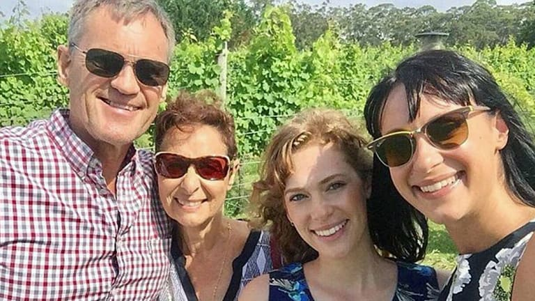 Lars Falkholt, his wife Vivian, and their daughter Annabelle  have died, while Jessica Falkholt remains critical.