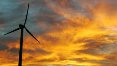 Wind energy had a record month in May.