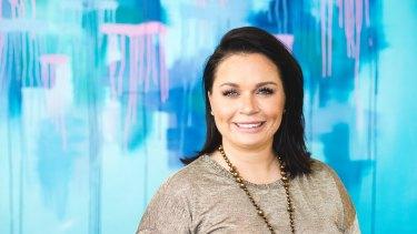 Anna O'Dea of Agency Iceberg advocates for job sharing.