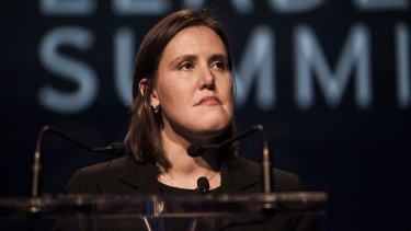 Kelly O'Dwyer said 'whistleblowing plays a critical role in uncovering corporate and tax misconduct'.