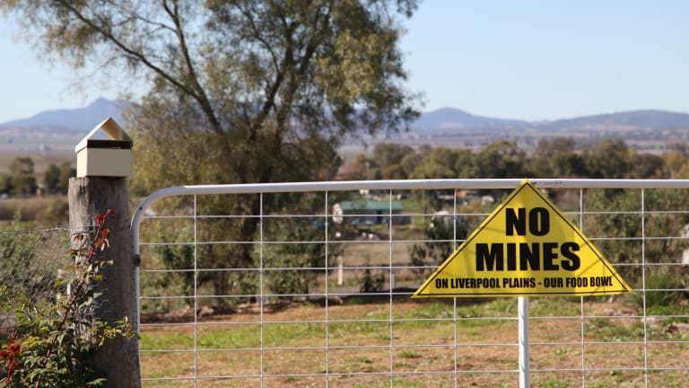 Protests aren't like to let up after the NSW government paid off Shenhua for only part of its exploration licence.