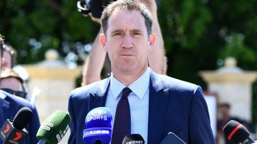 No suggestion of local involvement: Cricket Australia chief executive James Sutherland addresses claims of match-fixing. Australia will be part of an international investigation of spot-fixing.