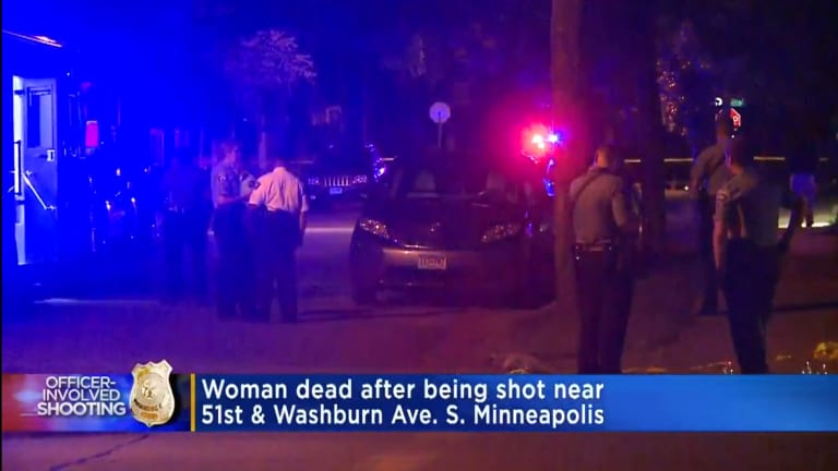 An Australian woman was allegedly shot dead by police in the US city of Minneapolis.