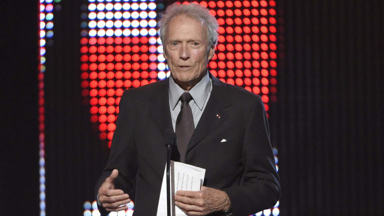 "Clint Eastwood says ""everyone is walking around on eggshells""."